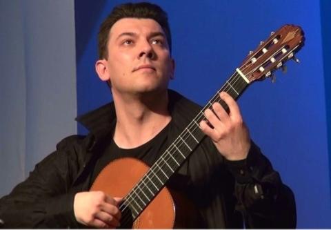 Владислав Домогацкий, гитара