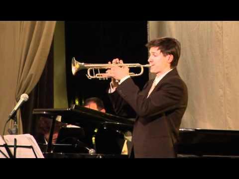 Евгений Гурьев, труба