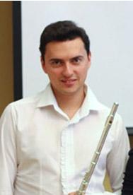 Виктор Хотулев, флейта