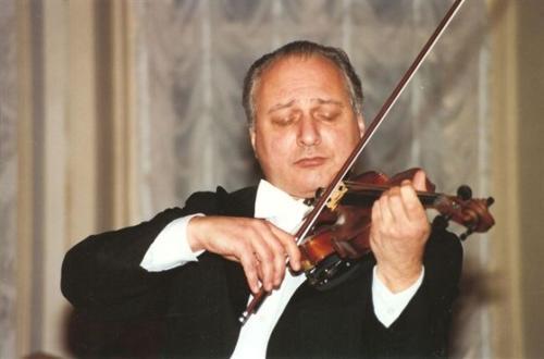 Владимир Иванов, скрипка