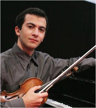 Гайк Казазян, скрипка