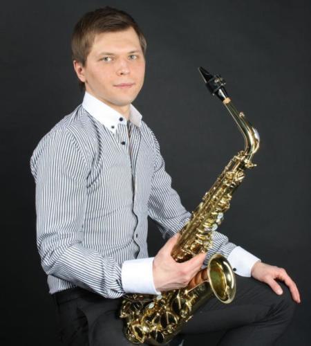 Сергей Колесов, саксофон